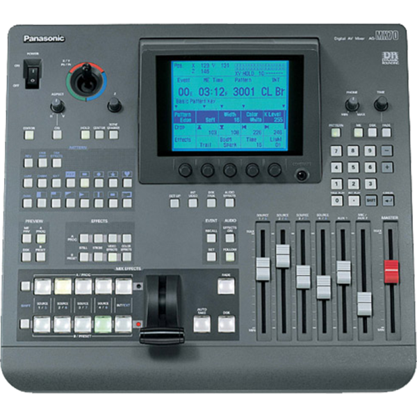Panasonic AG-MX70