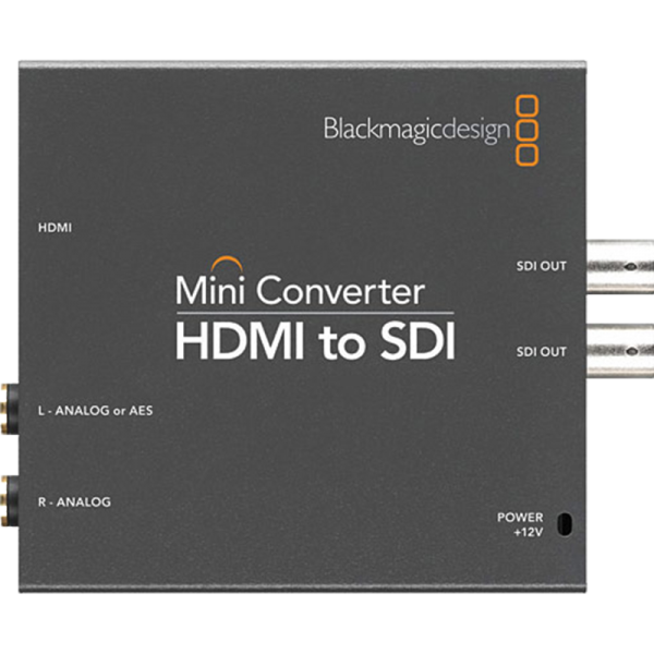 HDMI x SDI Blackmagic