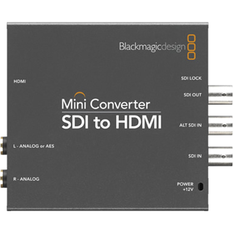 SDI x HDMI Blackmagic
