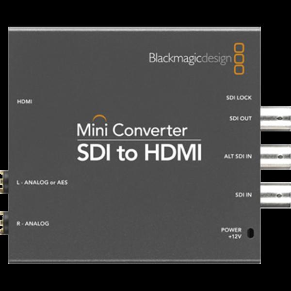 SDI x HDMI Blackmagic