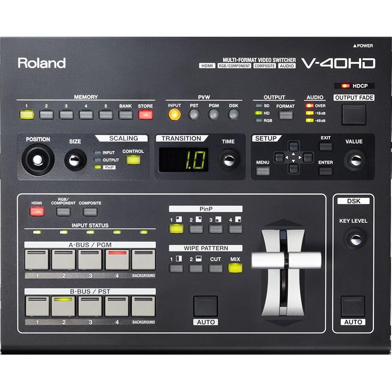 Edirol V40 HD